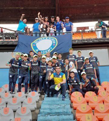 Participacion Chealsea and Albion Medellin Soccer Cup 2019